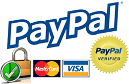 paypal logo secure copy