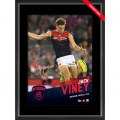 JACK VINEY SIGNED VERTIRAMIC