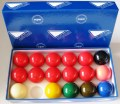 MITCHELL 2 inch SUPER SNOOKER BALL SET  A GRADE