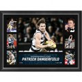PATRICK DANGERFIELD BROWNLOW TRIBUTE FRAME