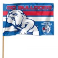 WESTERN BULLDOGS GAME DAY FLAG AFL489BP