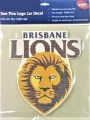 lions car sticker